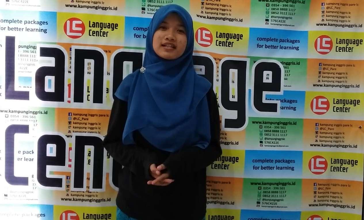 alumni-LC-Kampung-Inggris-Naily