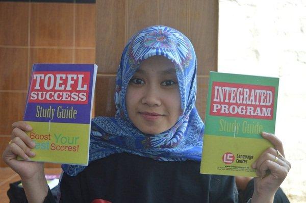 belajar bahasa inggris di LC