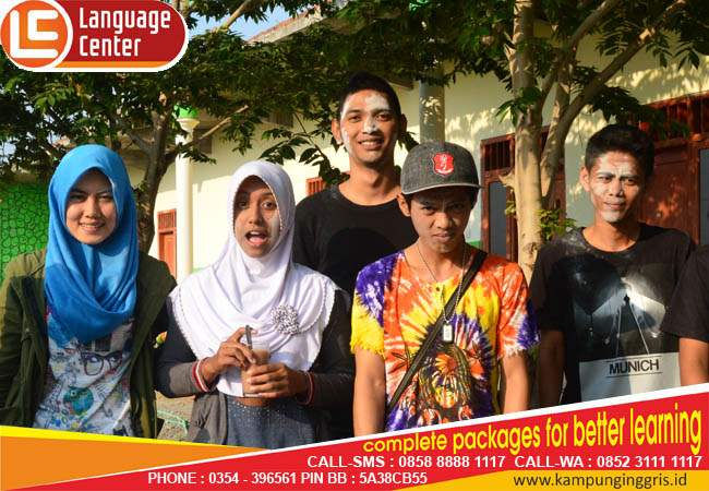 alumni kampung inggris - rika nur ainia