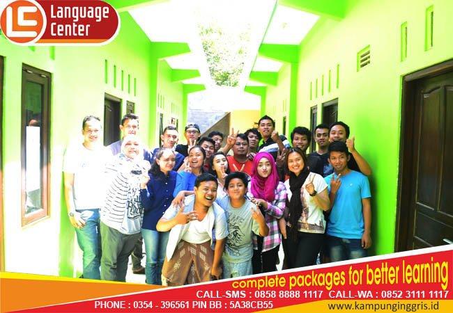 Susah Senang, Tetap Bahagia Bersama Sahabat Baru di LC (Geyranda from Bone)