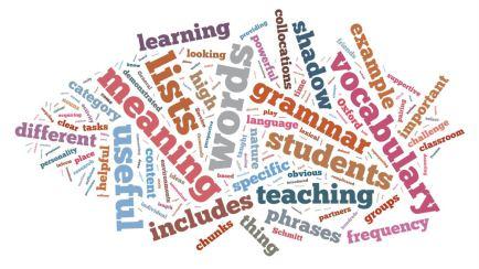 vocab learning lc kampung inggris