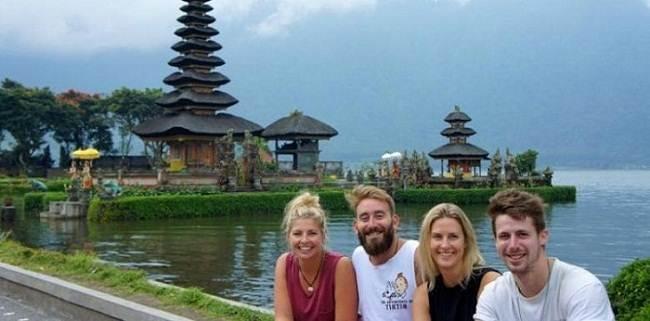 belajar bahasa inggris di tempat wisata