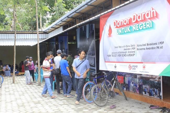 donor darah untuk negeri