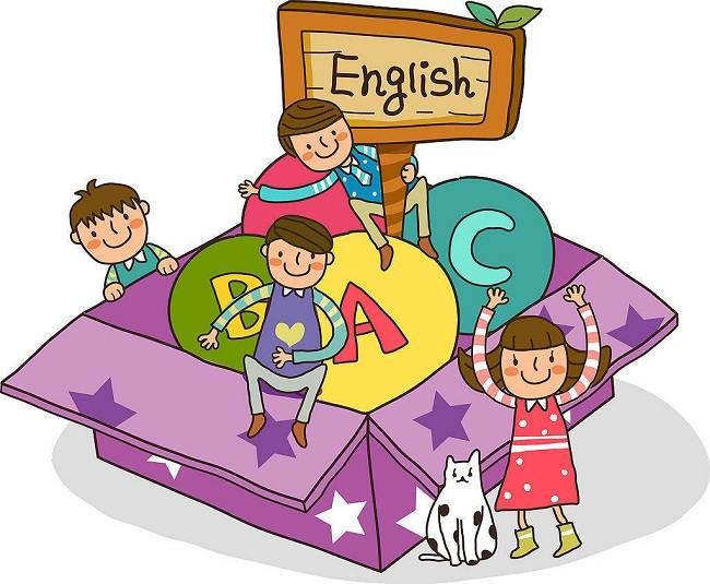agar anak anda menyukai bahasa inggris