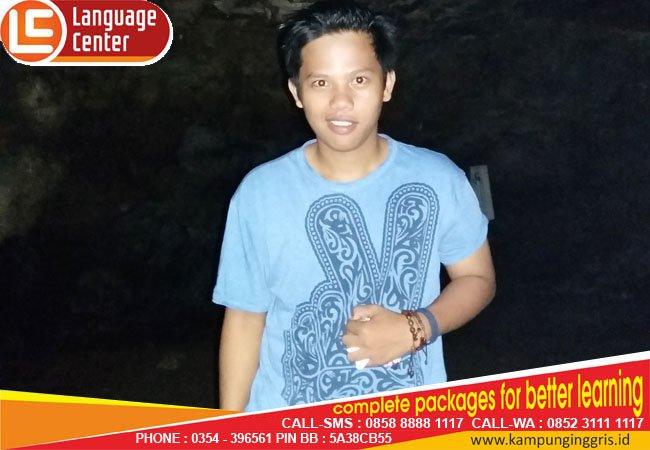 Cara Belajar Mengajar di LC Bener-Bener Asyik deh Pokonya (Akbar Taufiq from Makassar)