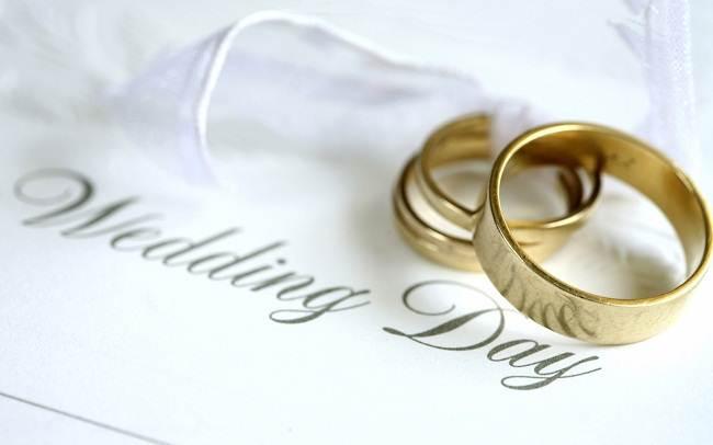Vocab tentang pernikahan