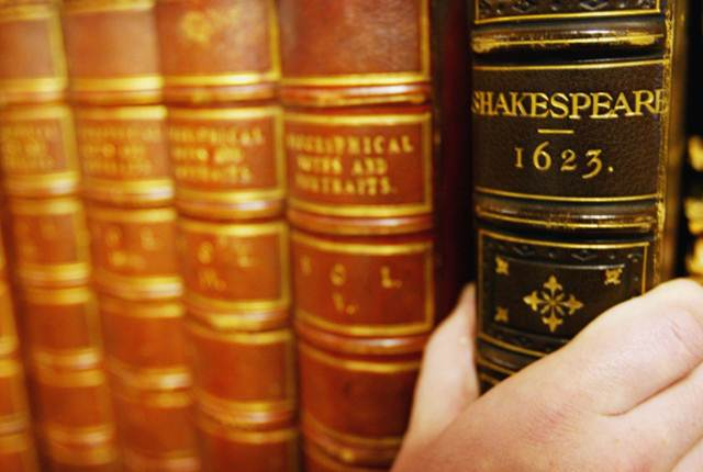 Belajar Bahasa Inggris dari William Shakespeare