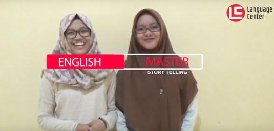 story telling kampung inggris lc