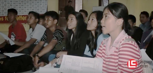Visiting Singkat dan Seru SMP N 1 Palopo di Kampung Inggris Pare