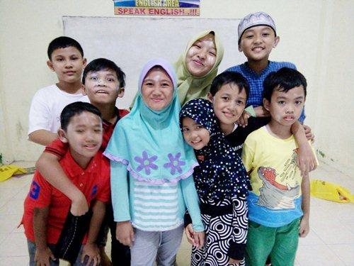 Liburan Seru SD IT Darul Hikam 2 Bandung di LC Kampung Inggris Pare