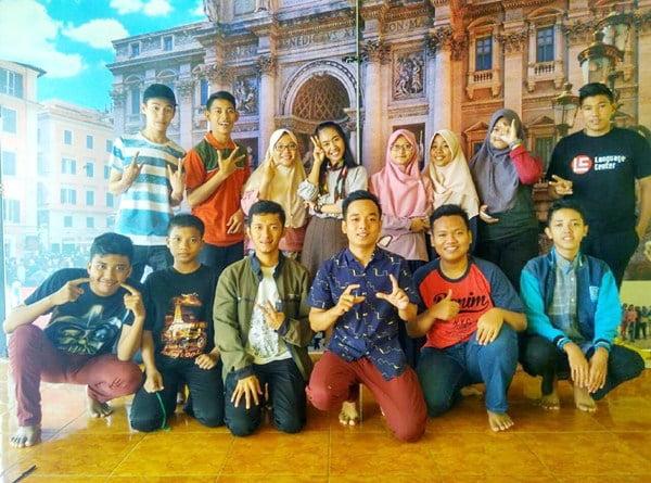 LC itu Seru, Kreatif dan WONDERFUL (Aji Laksono from Kediri)