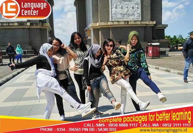 Belajar di LC itu Seru Banget (Diah Nur Q from Grobogan)