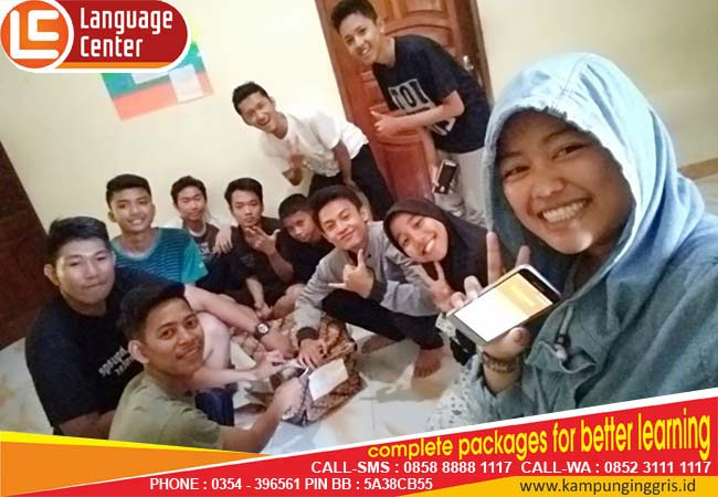 Pasti Bakal Balik Belajar Lagi di LC (Rosi Annisa Z from Kubu Raya)
