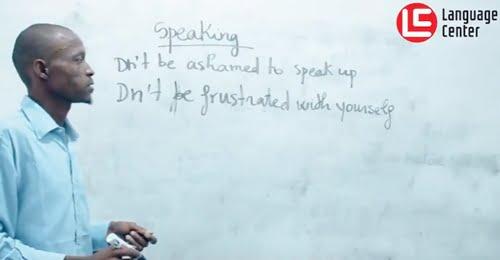 Tips Untuk Meningkatkan Keterampilan Speaking, TEATU Kampung Inggris LC
