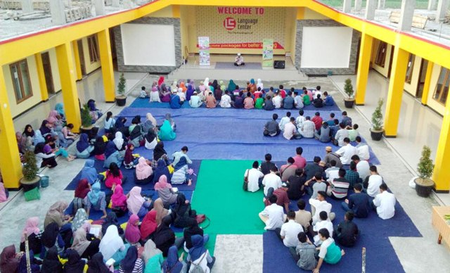 Buka Bersama Part III, Pelengkap Keceriaan Program Ramadhan Ceria LC Kampung Inggris Pare