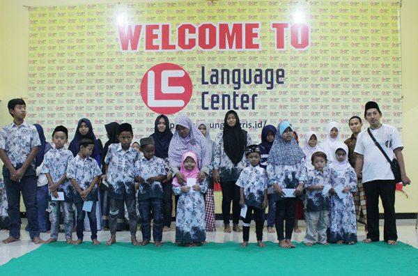 Keceriaan Buka Bersama Program Ramadhan Ceria Part I