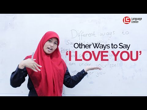 Other Ways to Say I Love You, TEATU Kampung Inggris LC