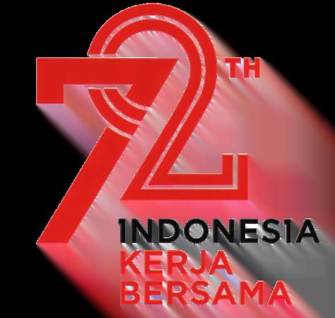 Dirgahayu RI 72, Indonesia Kerja Bersama !!!!