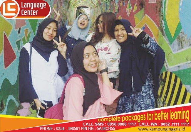 So Much Fun in LC (Azki Nissa Zakiana from Jakarta)