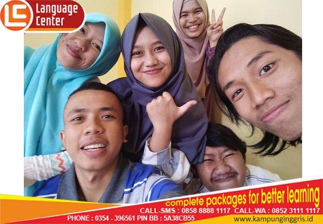 Saya Bangga Menjadi Bagian dari LC (Khoirun Nisa from Bandung)