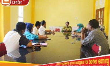 Kunjungan Anggota DPRD Komisi D Kabupaten Kediri di LC Kampung Inggris Pare