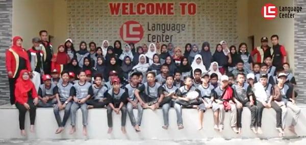 workshop and coaching clinic smp n 2 gantiwarno lc kampung inggris