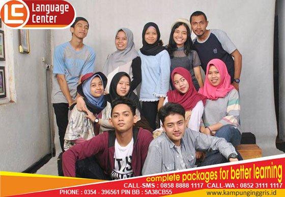Bukan Hanya Bahasa Inggris Tetapi Banyak Hal yang Saya Pelajari di LC (Muhamad Irfan Firmansyah from Bandung)