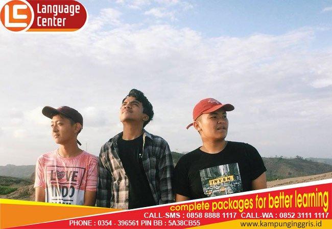 LC Merupakan Lembaga Kursus yang Profesional (Marsel Supianto from Lombok)