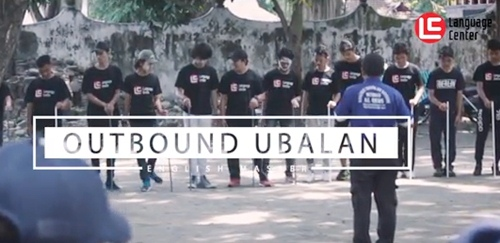 outbound ubalan kediri