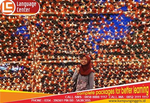 LC itu Paket Komplit Belajar Bahasa Inggris (Arini Mardhatika from Jakarta)