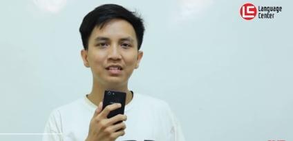 Penyampaian Materi di LC Sangat Bervariasi (Yoga Prasetya from Palembang)