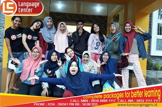 Vocabulary Class nya OKE Banget !!! (Nurulita Khaerani from Jakarta)