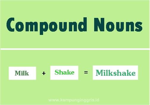 Pengertian dan Penggunaan Compound Noun