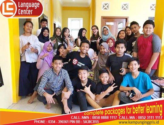 Metode Pembalajaran yang Ada Di LC Itu Menarik Banget (Wijihan Rusi from Lampung)