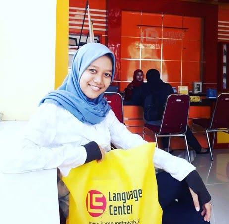 Belajar Di LC Itu Seru Tiada Tandingannya – Zahwa Putri Salsabila from Yogyakarta