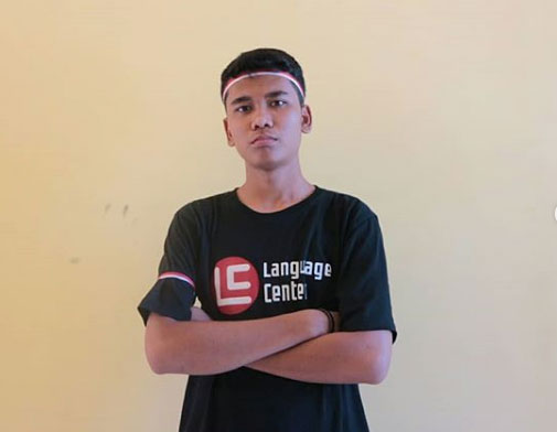 LC Has Creative and Active Tutors (Farhan Syahdani – Pekanbaru)