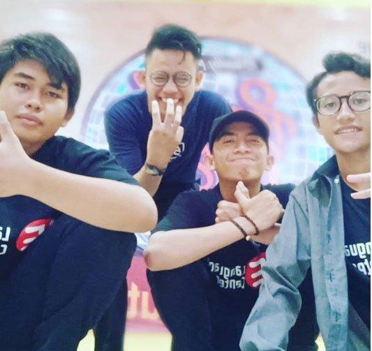 Metode Pembelajarannya Lain Dari Pada yang Lain (Pramono Setyo from Yogyakarta)
