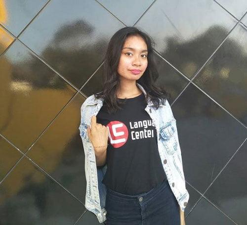 Belajar di LC Bikin Grammar, Speaking, Pronunciation Jadi Makin Mantep (Ni Wayan Widya from Tangerang)