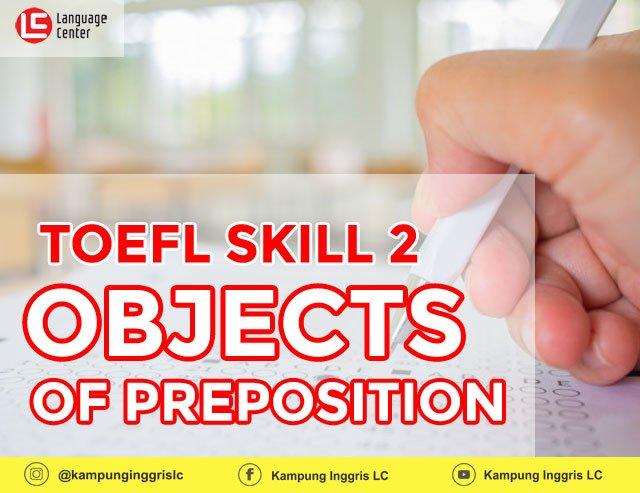 TOEFL Skill