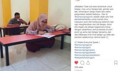 Dapet Banyak Banget Trik Baru Dalam Belajar Bahasa Inggris (Ulfah Adzkia from Padang Panjang)