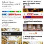 Diliput Media Nasional, Kampung Inggris LC Semakin Eksis