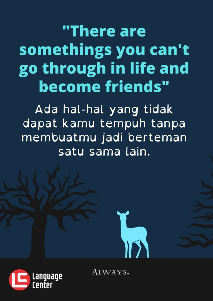 Kutipan 16 - There are somethings...