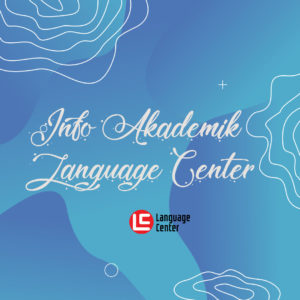 info akademik language center